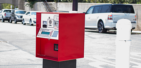 Automated Pay Stations